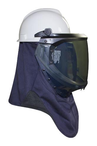 20 cal lift front arc flash hood