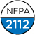 UL Certified to NFPA 2112