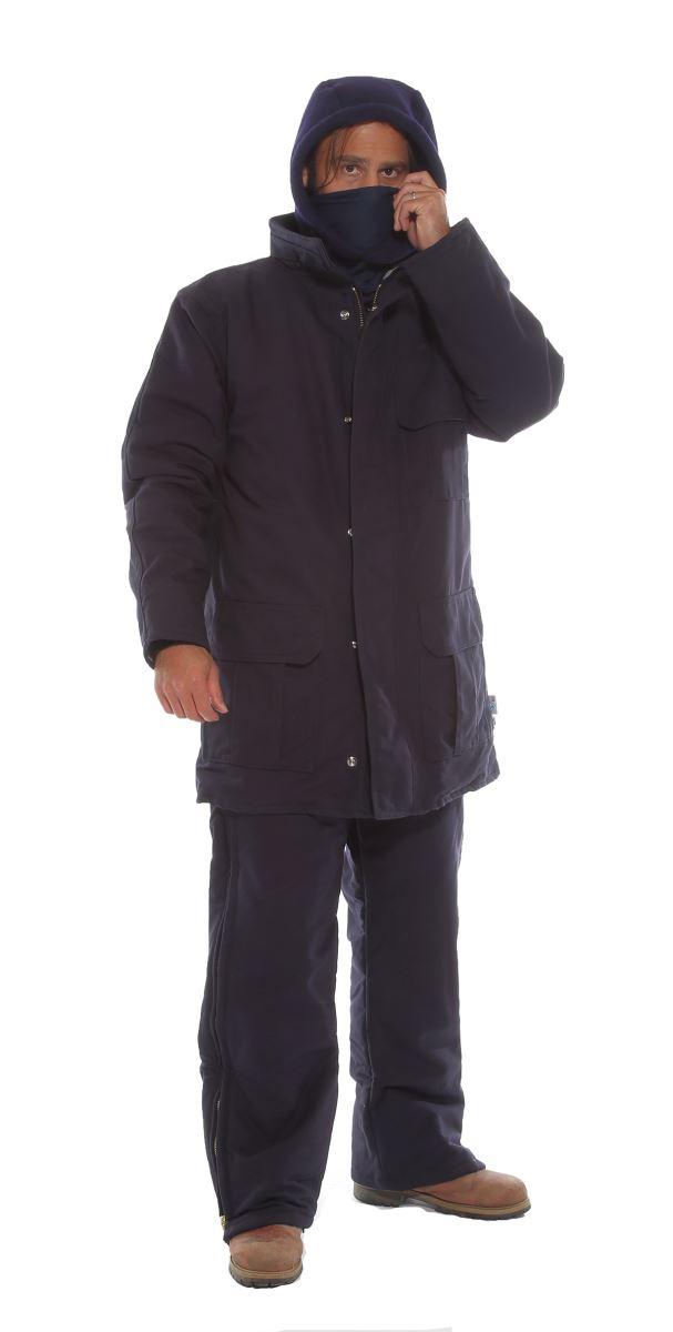 FR Fleece Hood