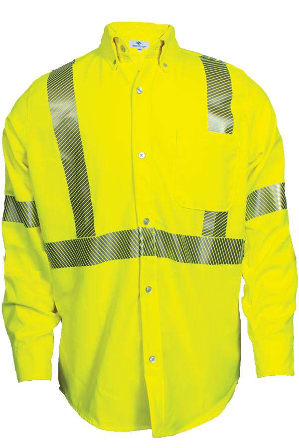VIZABLE FR Hi-Vis Work Shirts