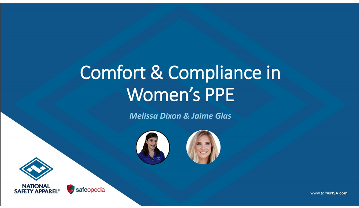 Womens PPE Blog
